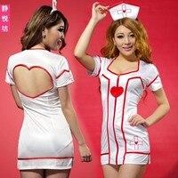 Uniform Temptation Sexy Uniforms Cosplay Naasufuku Nurse Dress Performance Wear Evening Dress Costume Women S Dress