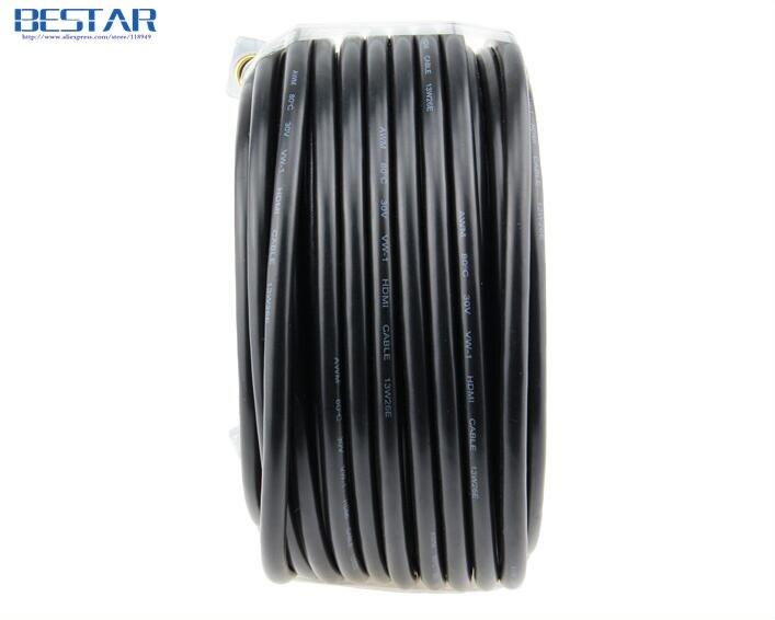Cable de ingeniería de publicidad HDMI HDMI 1.4 de larga distancia - Cables de computadora y conectores - foto 6
