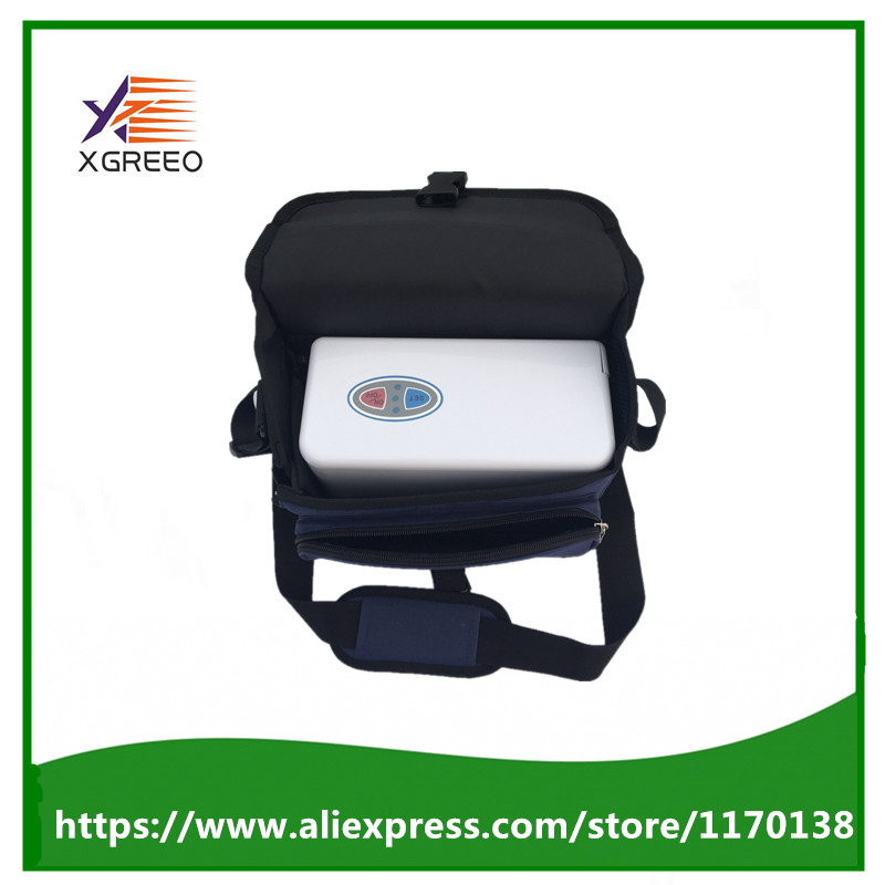 Xgreeo XTY-BC мини Портативный генератор кислорода сопоставлены с Батарея используется для возрастов, для беременных женщин