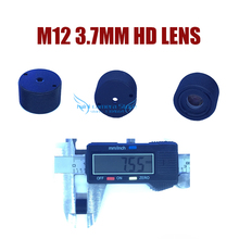 CCTV MINI lens HD M12-3.7MM for cctv video surveillance MINI camera CCD/CMOS/IPC/AHD IP Camera DIY Module Free shipping