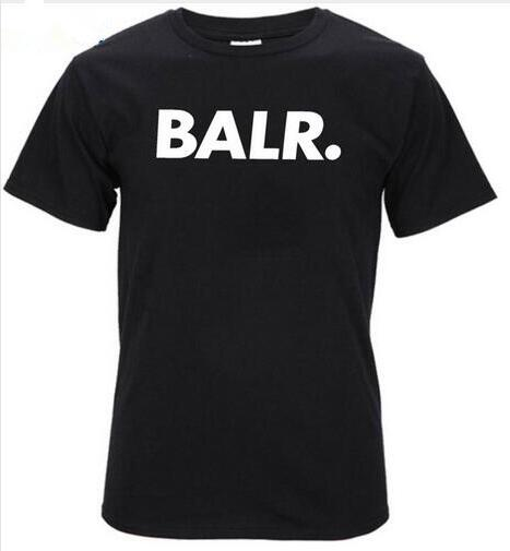 BALR Letter Print Women Men Tshirt Cotton Casual Funny   T     Shirt   for Lady Girl Top Tee Hipster Tumblr Drop Shipping