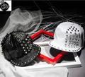 2016 Golden PU Leather Crocodile Baseball Caps metal Crown Snapback Hats Gold Rhinestone hip hop hat men women gift
