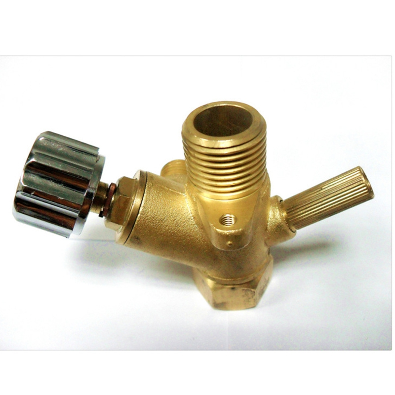 Gas Boiler Water Valve Water Regulating Valve Boiler Accessories Waterway body