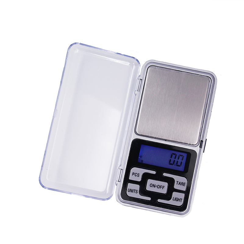 1000g 0.1g Mini Electronic Scale 1kg LCD Digital Pocket Weight Jewelry Diomand Balance scale цена