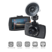 Ultra Thin HD 1080P Night Vision Car Camera Screen Dvr Review Mirror Digital Video Recorder Camcorder