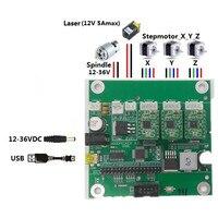 CNC control board GRBL engraving machine control board For CNC 1610,2418,3018