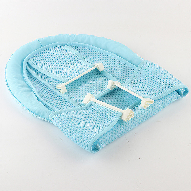 Newborn Baby Bath Seat Support Net Comfort Toddler Bathtub Sling ...
