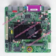 Atom d525 embedded motherboard touch one piece machine motherboard mini-pcie solid state hard drive
