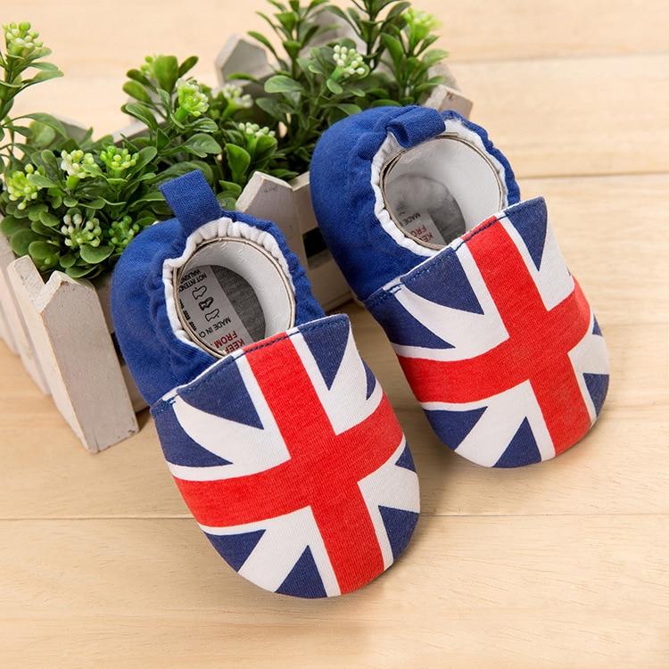 Nuevo bebé infantil Superman abeja zapatos suave 0-18M niños niñas - Zapatos de bebé