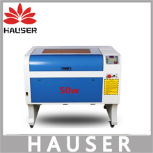 Freies Verschiffen 50 watt 4060 co2 laser graviermaschine 220 v/100 v laser schneidemaschine CNC graviermaschine graviermaschine