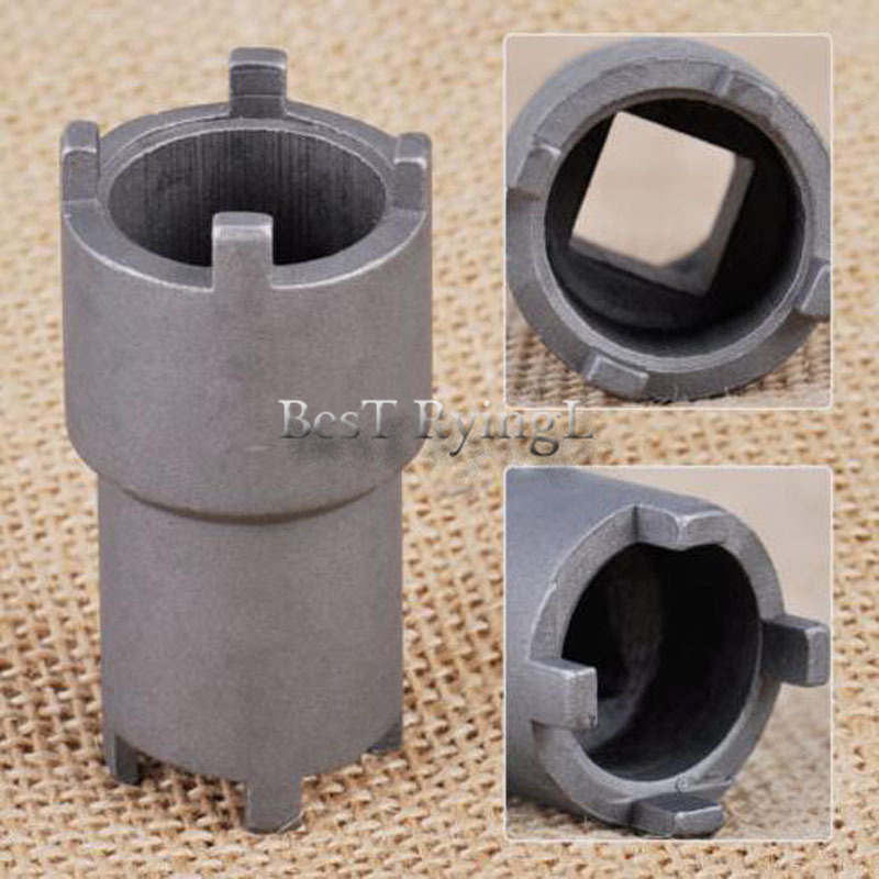 24mm Motorcycle GY6 Clutch Lock Nut Spanner Wrench For Dirt Bike Repairing T IY