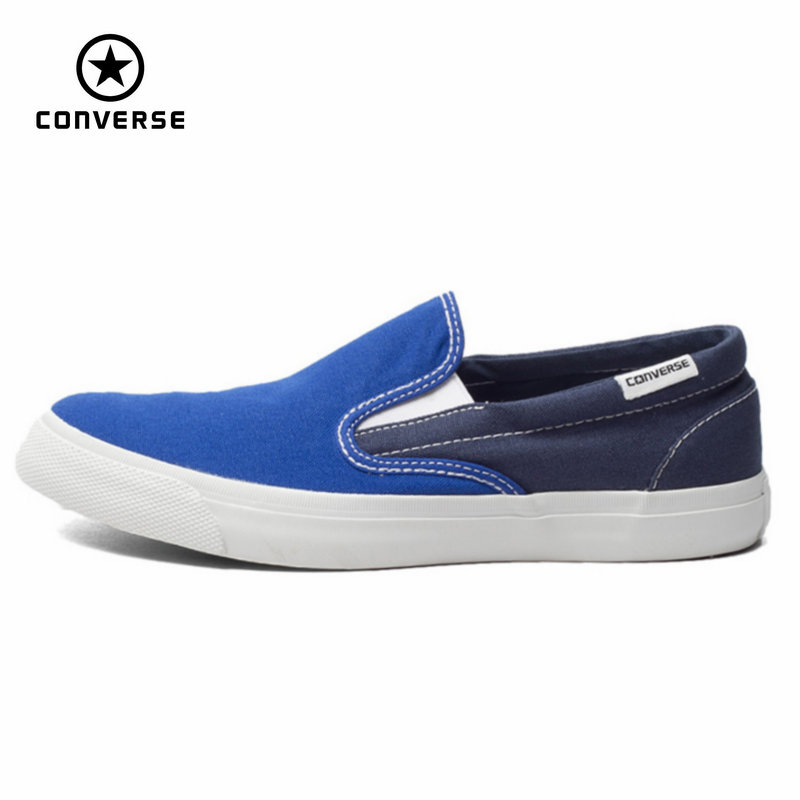 Original Converse all star stitching low men women s sneakers Lightweight breathable canvas shoes classic Skateboarding