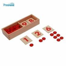 Juguete  Montessori lógico-matemático