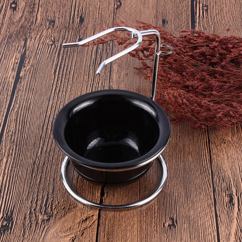 Durable New Beauty Design Men Shaving Bowl Mug Brush Soap Dish Stand Holder Portable Shaving Razor Beard Clean Shaver Kits Set 5
