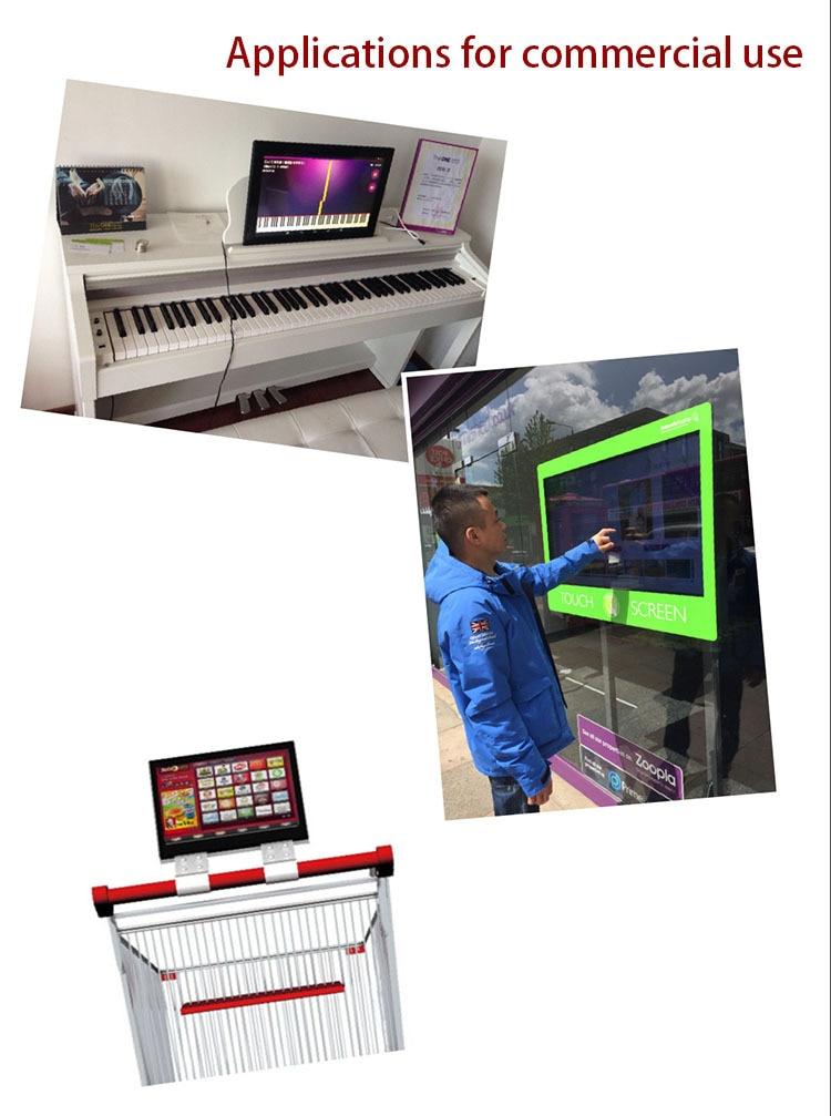 in one pc computador de montagem na parede ou desktop