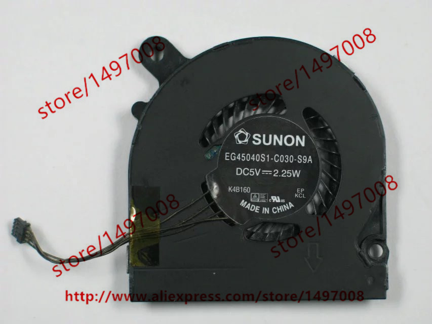 SUNON EG45040S1-C030-S9A DC 5V 2.25W Server Blower Fan цена 2017