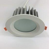 Nieuwste Ontwerp 10 W 15 W 25 W Verzonken LED Badkamer Downlight IP44 Fijne Witte Verf