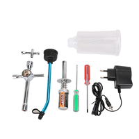 80141 Original Nitro Starter Kit Rechargeable Glow Plug Lighter With Charger Fuel Tank Cross Wrench For