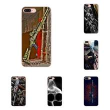 Armas Rifle Armas Para Huawei P7 P8 P9 P10 P20 P30 Lite Mini Pro Plus 2017 2018 2019 Shell TPU(China)
