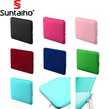 Soft Laptop Liner Sleeve Bag Protective Zipper Notebook Case Computer Cover for 11 13 14 15