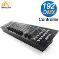 Бесплатная доставка Новинка 192 DMX контроллер сценическое освещение DJ оборудование DMX консоль для LED Par движущаяся головка прожекторы DJ контр...