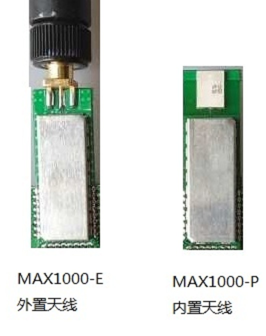 MAX1000 High-power UWB Module Remote Indoor Positioning Ultra Wideband Positioning Compatible DWM1000