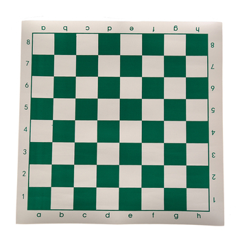Buy Best PVC Leather Tournament Chess Board For Children's Educational Games-