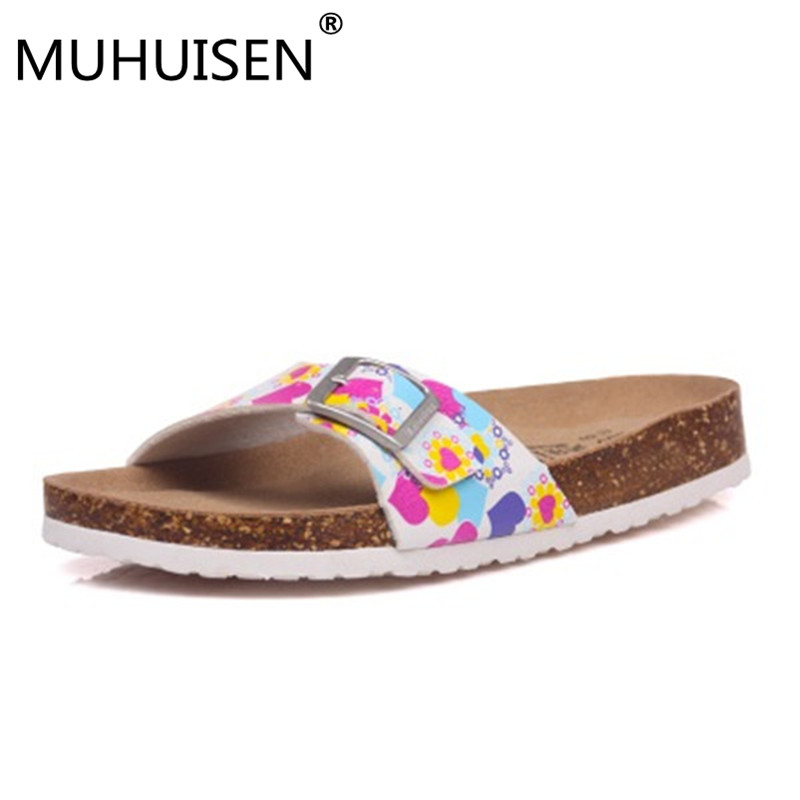 Flip Flops 2018 Summer Soft Cork Slides Sandals Slippers Women Lovers Casual Beach Shoes Sandalias Zapatos Mujer 35-43 eur fashion women slippers flip flops summer beach cork shoes slides girls flats sandals casual shoes mixed colors plus size 35 43
