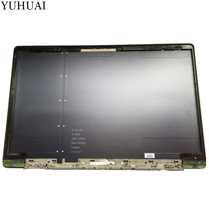 New LCD top cover case for SAMSUNG 930X5J NP930X5J LCD Back Cover Top A cover Screen line new cover case for msi ge72 2qd apache pro ms 1792 series lcd back cover black lcd bezel cover not applicable ge72 2qf