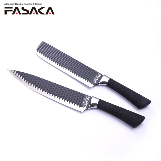 Top Grade Stainless Steel 2pcs Kitchen Knives Kitchen Knife Set ...