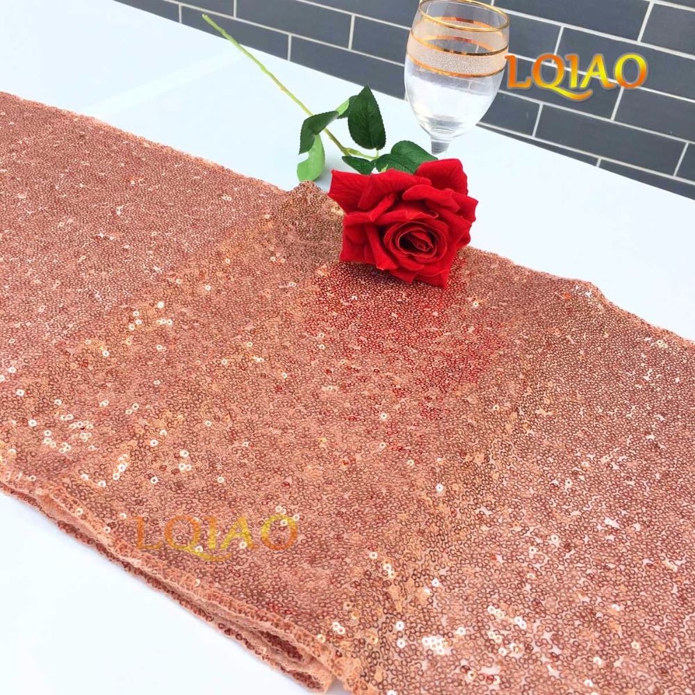 Wedding Party Glitter Carpets Decoration Mariage Shiny Sequin Rug Aisle Runner 4ftx25ft Rose Gold Aisle Runner for Wedding DecorWedding Party Glitter Carpets Decoration Mariage Shiny Sequin Rug Aisle Runner 4ftx25ft Rose Gold Aisle Runner for Wedding Decor