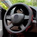 De Cuero de alta Calidad Volantes Fundas de Coche, Volante Hubs, Estilo Del Coche, volante Para 38 cm volante Todos Sedan