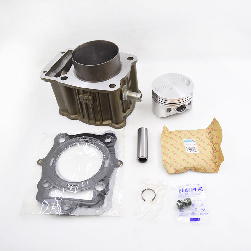2088 High Quality Motorcycle Cylinder Kit For Yinxiang CG300 CG 300 Water-cooled Engine Spare Parts 6162 63 1015 sa6d170e 6d170 engine water pump for komatsu