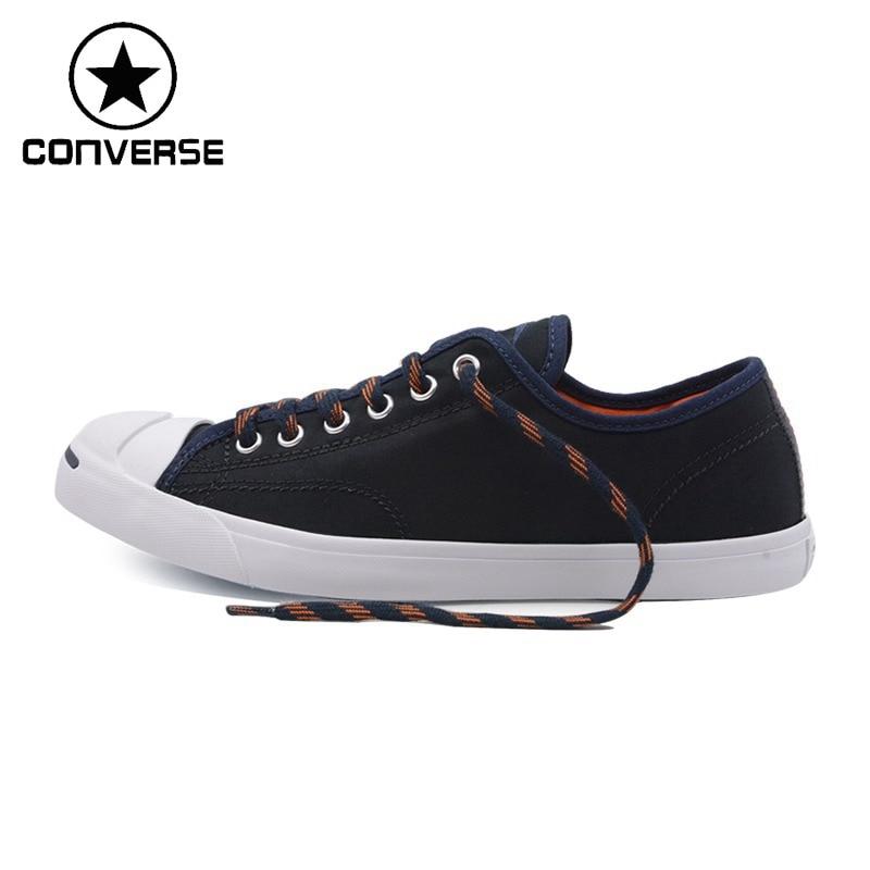 все цены на Original New Arrival 2018 Converse Unisex Skateboarding Shoes Canvas Sneakers онлайн