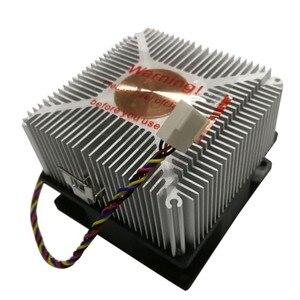 4Pin кулер для ЦП 115X 1366 2011,6 Тепловая Труба Двойная башня охлаждения 9 см Поддержка вентилятора для Intel AMD кулер охлаждающий вентилятор ЦП радиа...
