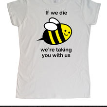 8e200749b Bumblebee Ladies T-Shirt - Direct from Stockist New T Shirts Funny Tops Tee  New