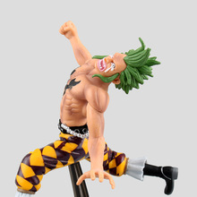 2016 New Hot 15cm One Piece Bartolomeo Action Figure Toys Collection Christmas Toy Doll with Box