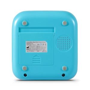 Image 3 - Cigii Large LCD digital Upper Arm Blood pressure monitor Tonometer Meter Pressure arterial Home health care monitor 2 Cuff band.