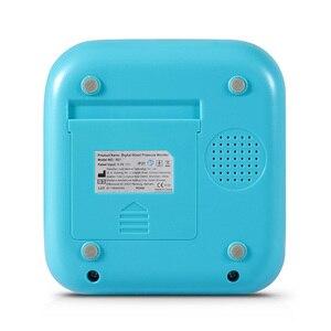 Image 3 - Cigii grand moniteur numérique LCD de pression artérielle du bras, tonomètre, moniteur pression artérielle, soins à domicile, 2 bandes de poignets