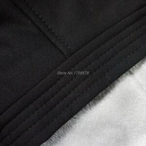 Image 4 - Thời Trang Mới Nam Làm Dày Áo Mới Đen Quỷ Lực Lượng Đặc Biệt Mỹ Canada Áo Phông Áo Hoody Áo Bông Tai Kẹp