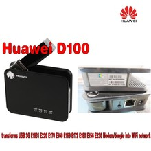 Huawei D100 Wireless Router Surf Station