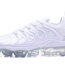 sale retailer 7a5fc 3befd Nike 2018 TN Air Vapormax Plus männer Atmungsaktiv Laufschuhe Sport Sneakers  Trainer outdoor sport schuhe größe