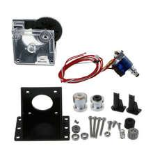 For 3D Titan Extruder Full Kit With V6 Stepper Motor For 3D Printer Support 1.75 Direct Drive Bowden Mounting Bracket цена