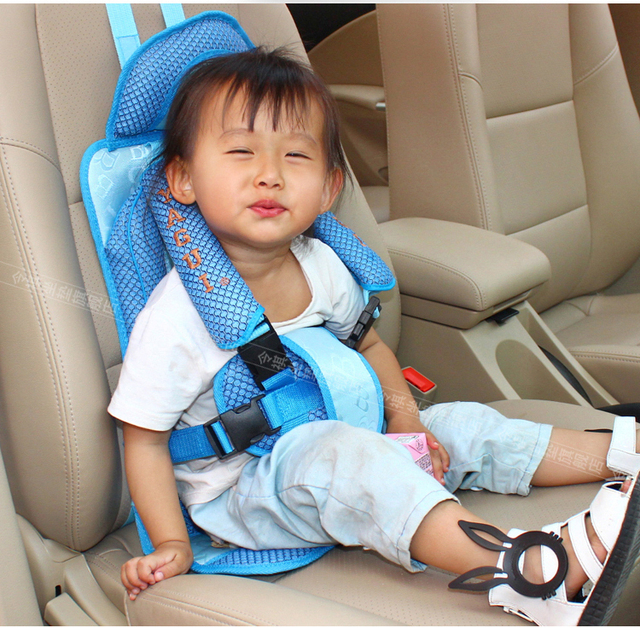 Us 22 5 Baby Child Car Seat Portable And Very Practical Car Cushion Brand New Safety Seat For Toddlers Bright Color Car Seat For Infant In Child Car