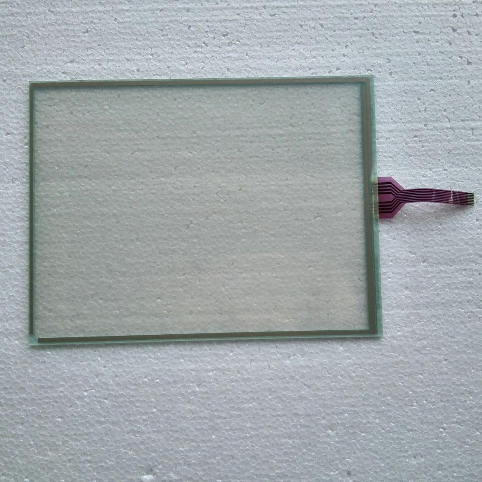 GT GUNZE USP 4 484 038 G 33 Touch Glass Panel for HMI Panel CNC repair