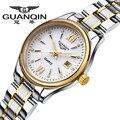Original Brand GUANQIN Women Watch Ladies Fashion Luxury Quartz Watch Waterproof Dress Woman Wrist Watches Clock Montre Femme