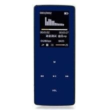 """100% original onn w6 8 gb 1.8 """"pantalla de Alta calidad Reproductor de Música sin pérdida de Bluetooth Reproductor de MP3 de Apoyo Grabadora ebook FM Radio"""