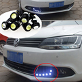 2pcs/pack Parking Lamps 23mm Eagle Eye Led Car Lights DRL Daytime Running 12V 9W Fog Tail Lamp Waterproof Reverse CE