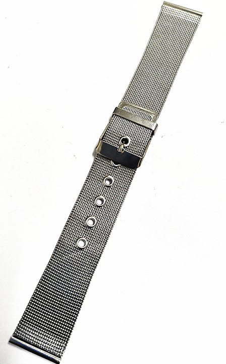 1PCS Milanese Watchband 12mm 14mm 16mm 18mm 20mm Stainless Steel Watch Strap thickness 0.4mm1PCS Milanese Watchband 12mm 14mm 16mm 18mm 20mm Stainless Steel Watch Strap thickness 0.4mm