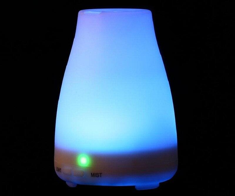 ФОТО HTSS01-10,Ultrasonic Humidifier LED Light 7 Color Change,Dry Protect,Ultrasonic Essential,Oil Aroma Diffuser,Air Humidifier Make